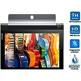 IVSO Pellicola Protettiva Schermo in Vetro Temperato per Lenovo Yoga tab 3 10.1-Inch Tablet (Tempered Glass - 1 Pack)