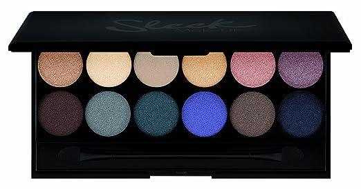 14 opinioni per Sleek Make Up i-Divine Eyeshadow Palette Storm 13.2g