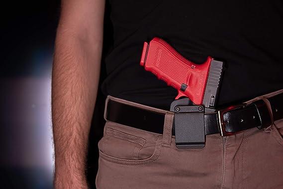 GARRET MACHINE Glock Concealment Holster