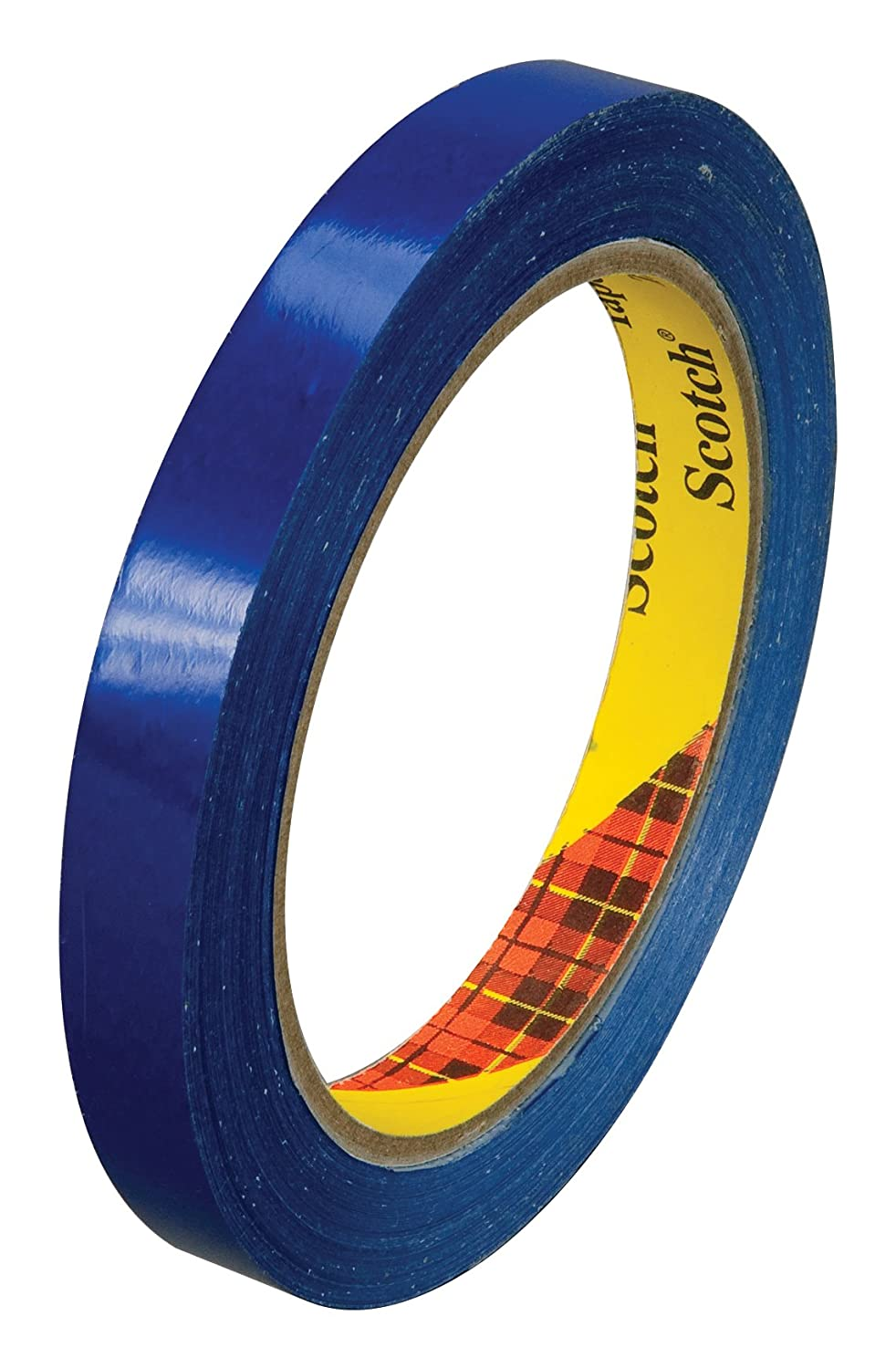 Amazon.com: Scotch Color Coding Tape 690 Blue, 12 mm x 66 m, Conveniently Packaged (Pack of 4): Industrial & Scientific