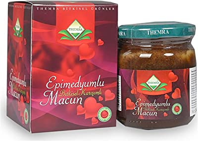 Themra Epimedium Natural Paste (Horny Goat Weed) 240gr For S…