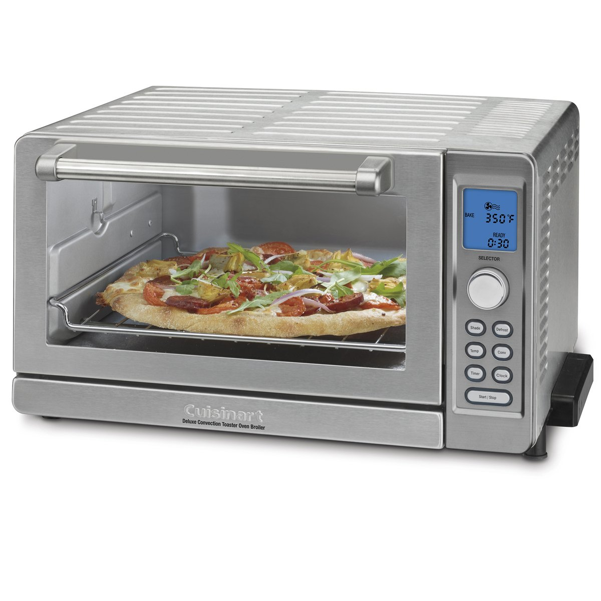 Amazoncom Cuisinart Convection Toaster OvenBroiler Deluxe