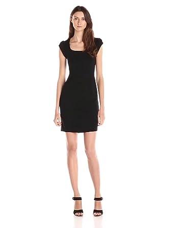 Amazon French Connection Womens Manhattan Cap Sleeve Dress