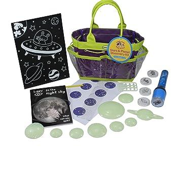 Little Pals - diseño de estrellas y planetas Kit de descubrimiento ...