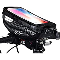 Faireach Bolsa Bici con Soporte para Telefono Móvil