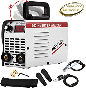 Hey Up 110v stick welder