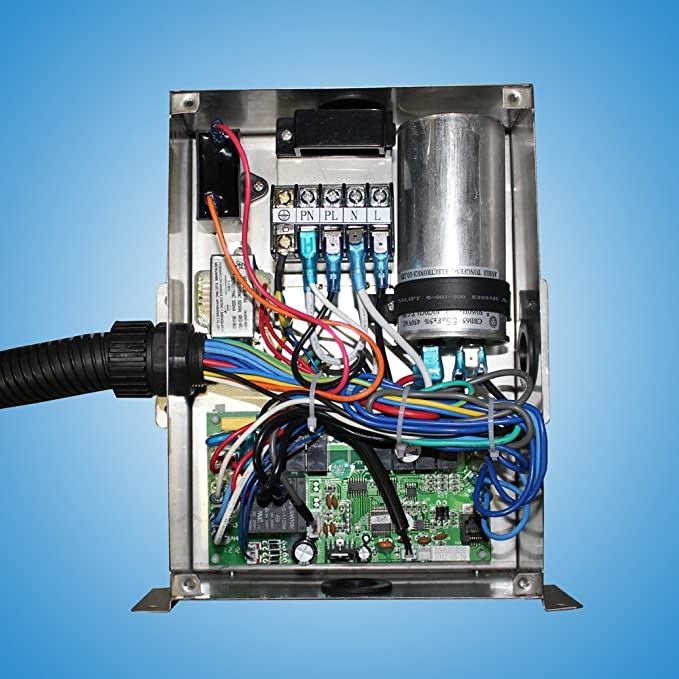 9000 BTU/h Marino aire acondicionado y bomba de calor 110 - 120 V/Hz: Amazon.es: Deportes y aire libre