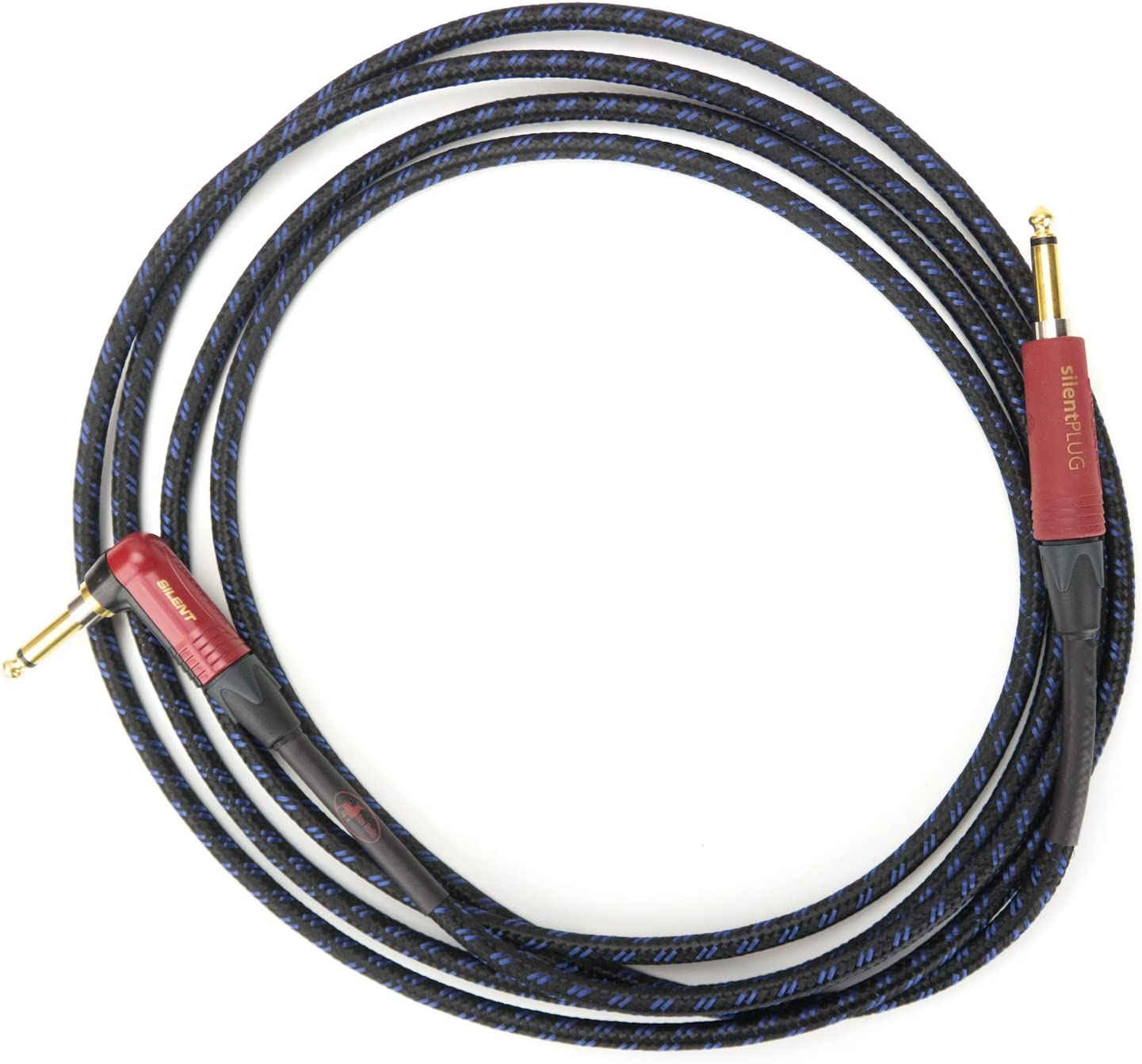 Don-Audio – Blue Ghost – Guitarra Cable 5 m con función Silent ...