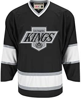 b753e2f9db9 ... Reebok Los Angeles Kings Team Classic Jersey (Black) ...