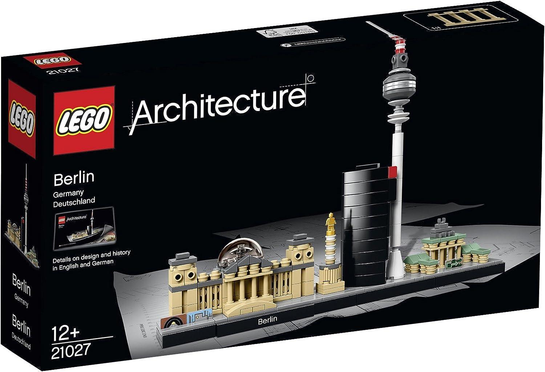 Lego Architecture - Juego de construcción Berlín (21027): Amazon.es: Juguetes y juegos