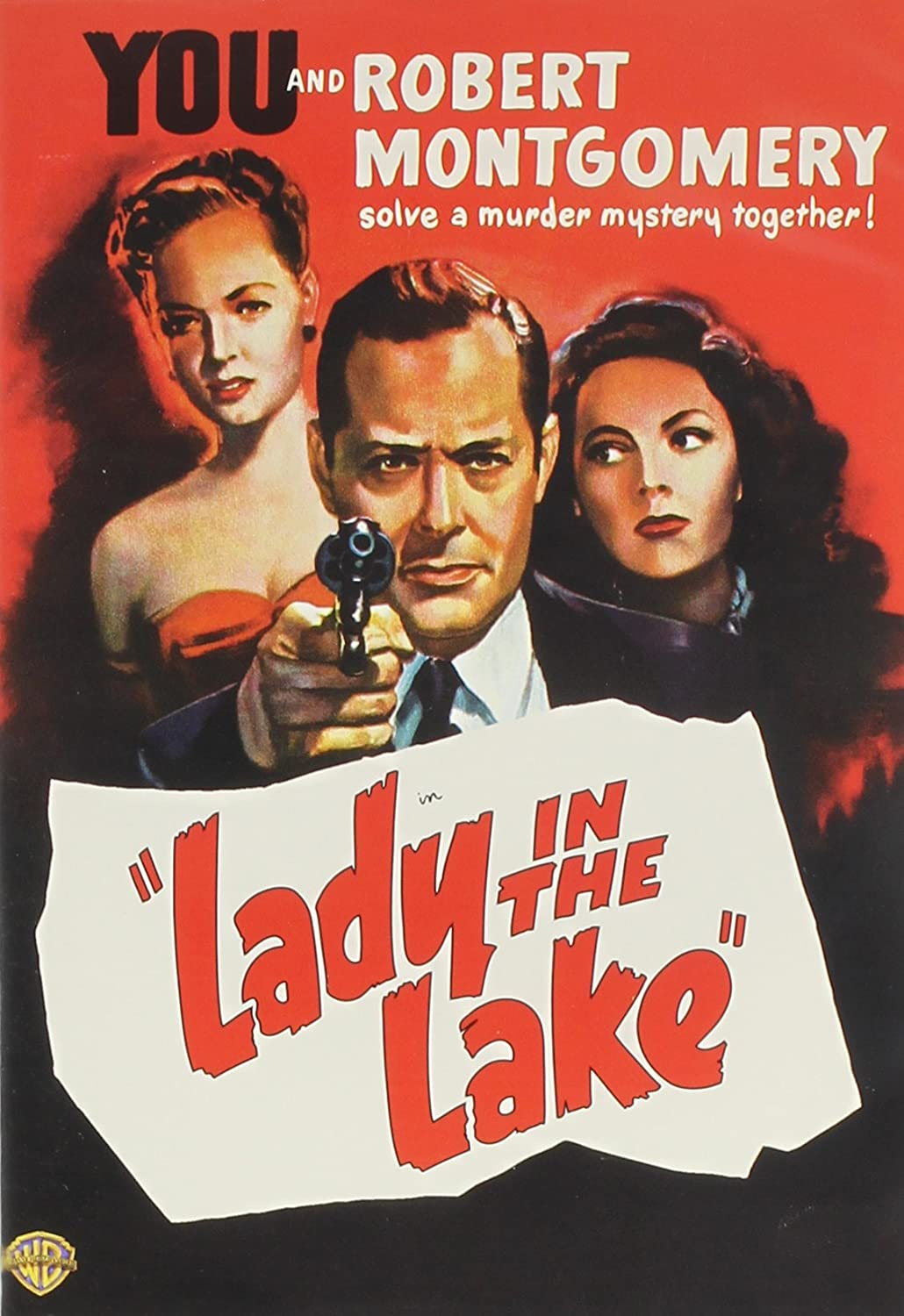 Amazon.com: Lady in the Lake: Robert Montgomery, Audrey Totter, Lloyd  Nolan, Robert Montgomery: Movies & TV