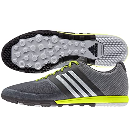 d516b9de6 Amazon.com: adidas Mens Ace 15.1 CG Caged Turf Soccer Shoes 13 US,  Grey/Green/Yellow: Everything Else