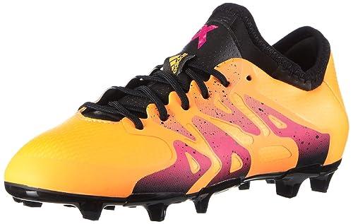 adidas X 15.1 FG/AG J, Botas de fútbol Unisex Niños: Amazon.es: Zapatos y complementos