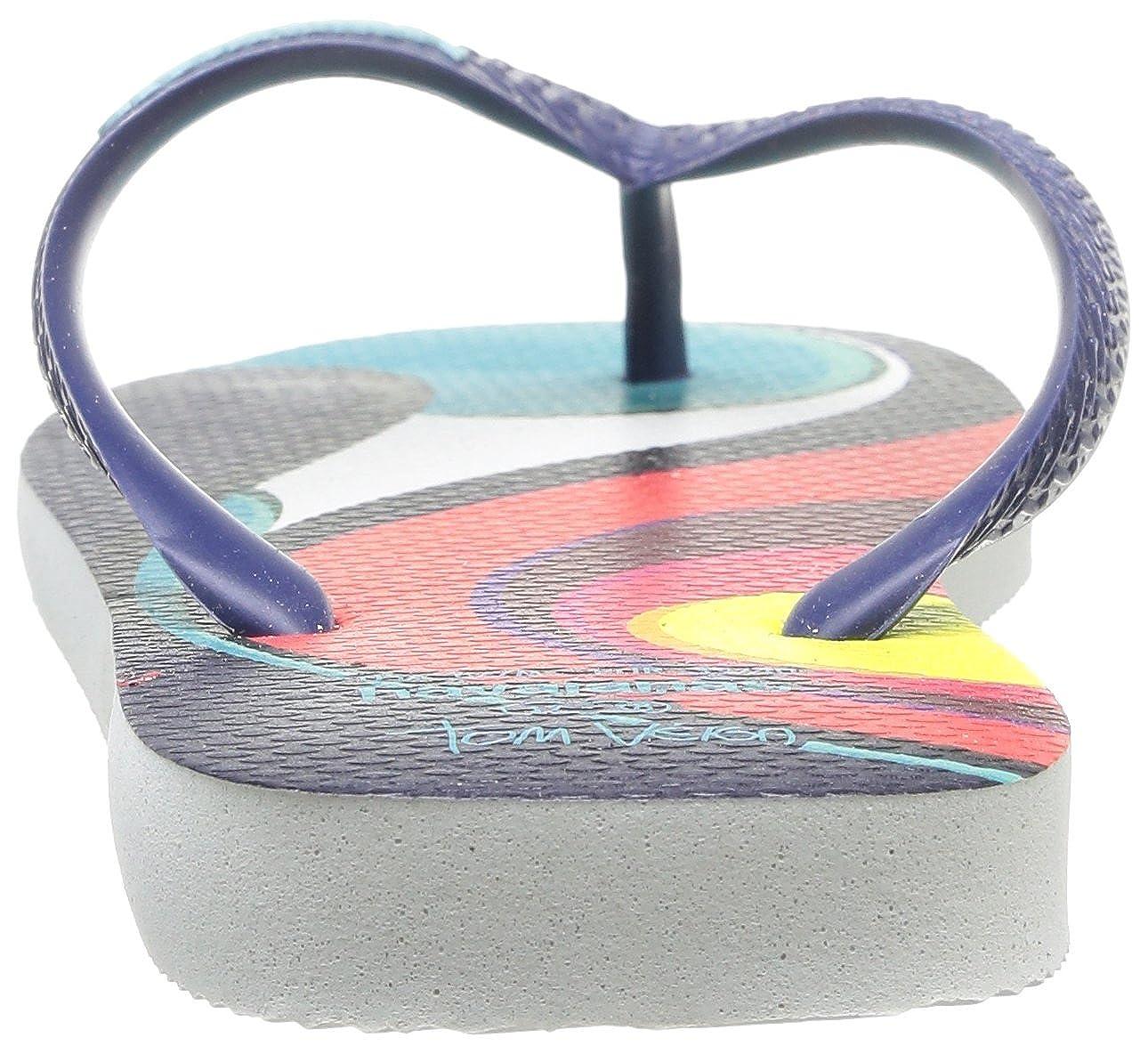 Havaianas Hav. Hype - Zapatos para hombre, color blanco, 43/44 EU (41/42 Brazilian)