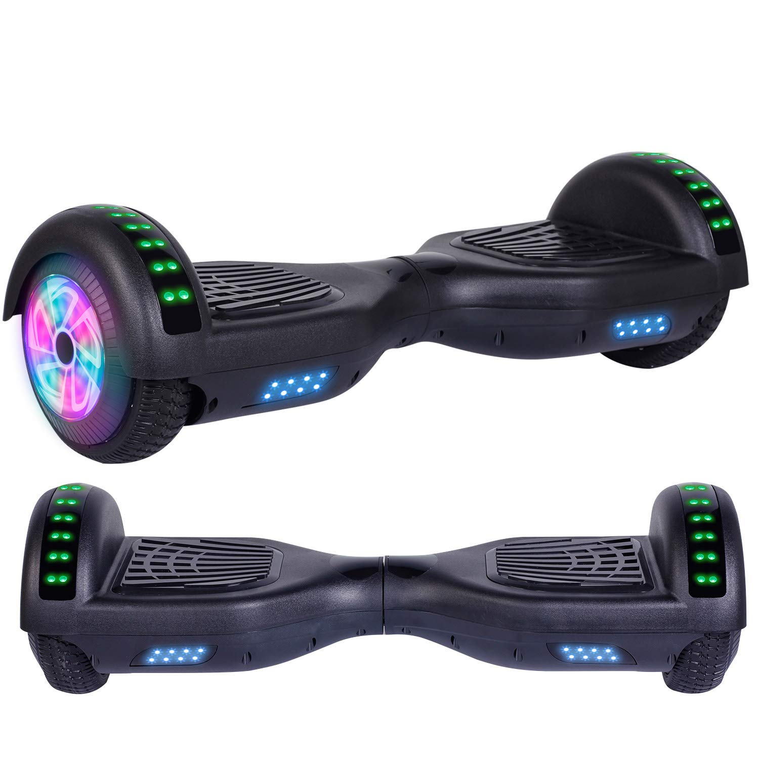 Felimoda Hoverboard, w Bluetooth Speaker for Kid and Adult- UL2272 Certified