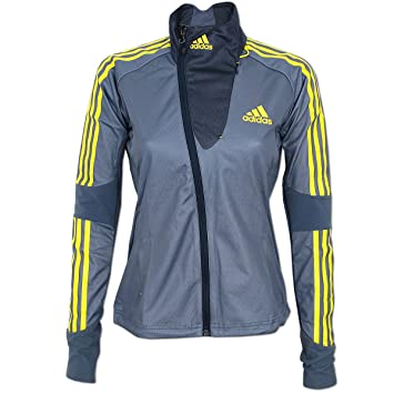 adidas Damen Athleten Jacke Cross Country Jacket Outdoor