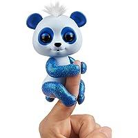 WowWee (WOWWM Fingerlings Interactive Baby Panda-Archie, Blue
