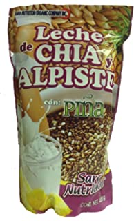 Amazon.com: Dietche Flax seed, Weight Loss Chia,Pineapple ...