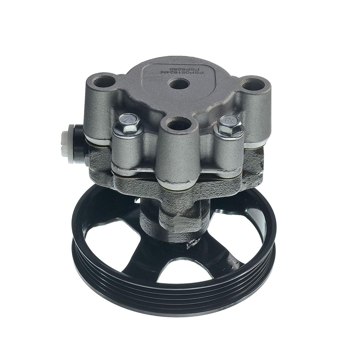 A-Premium Power Steering Pump with Pulley for Toyota Tacoma 2001-2004 l4 2.4L