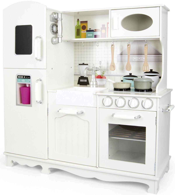 Ungewöhnlich Retro Weißes Metall Küchenschränke Zeitgenössisch ...