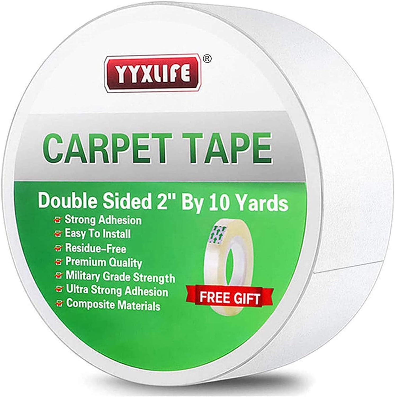 Use carpet tape