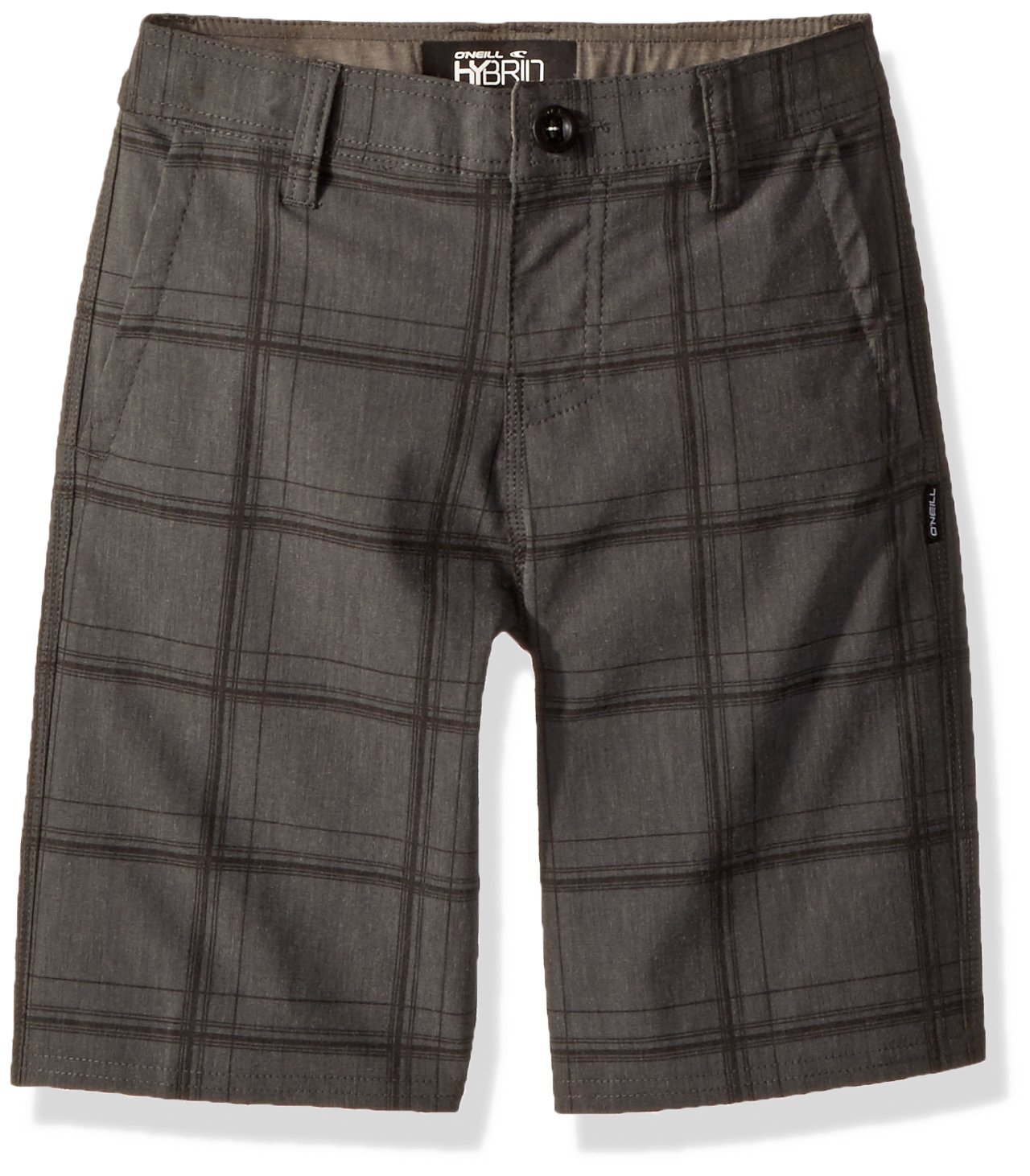O'Neill Big Boys' Mixed Hybrid Boardshort, Black, 29