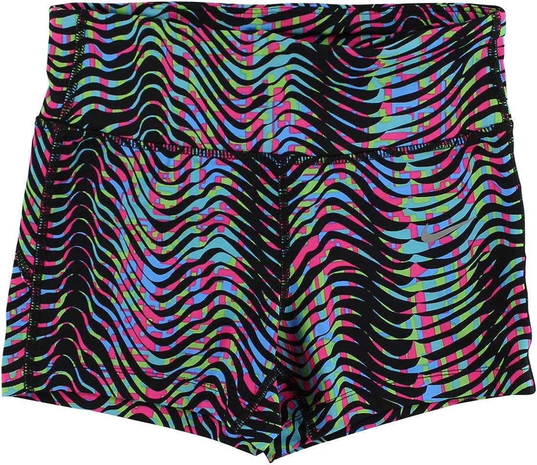 NIKE Sidewinder Epic Lux Pantalones Cortos, Mujer