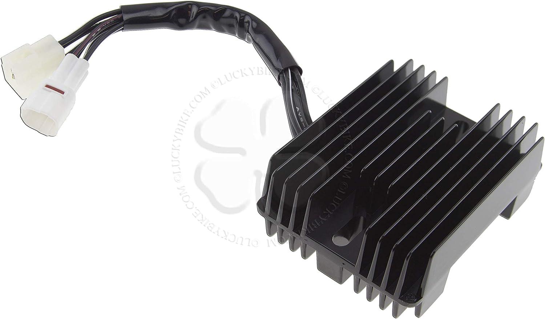 Amazon.com: Voltage Regulator Rectifier For Suzuki 32800-18H00 GSXR 06-19  Charging: AutomotiveAmazon.com