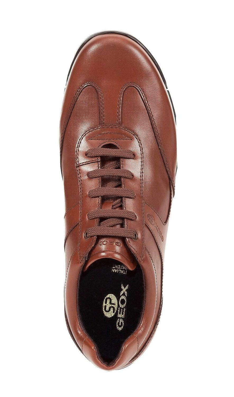 Geox EDGWARE U843BC Uomo Sneaker,Scarpe da ginnastika,Scarpe