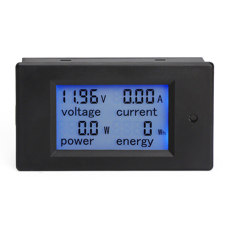 Drok Digital Multimeter Dc 65 100v 20a Voltage Details About Circuit Tester Multi Voltmeter Electronics