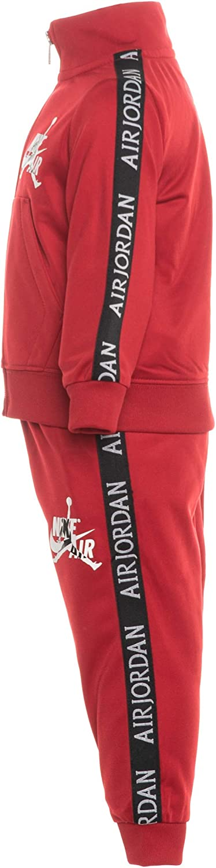 Nike Jordan Air - Chándal para niño, Color Rojo: Amazon.es: Ropa y ...