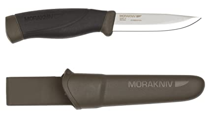 Amazon.com: Mora Companion Heavy Duty - Mg M-12210: Sports ...
