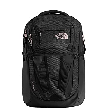 d77a581d3e THE NORTH FACE Recon Sac à Dos pour Femme, Femme, TNF Black Heather ...
