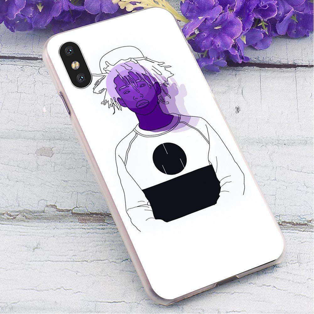 33028313864 Collectables Say Justin E Ghost Goku Inspired by jaden smith Phone Case Compatible With Iphone 7 XR 6s Plus 6 X 8 9 Cases XS Max Clear Iphones Cases High Quality TPU