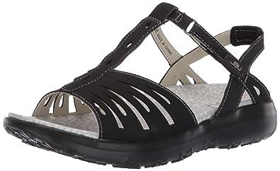 b23dd045103e JBU by Jambu Women s Melon Sandal Flat