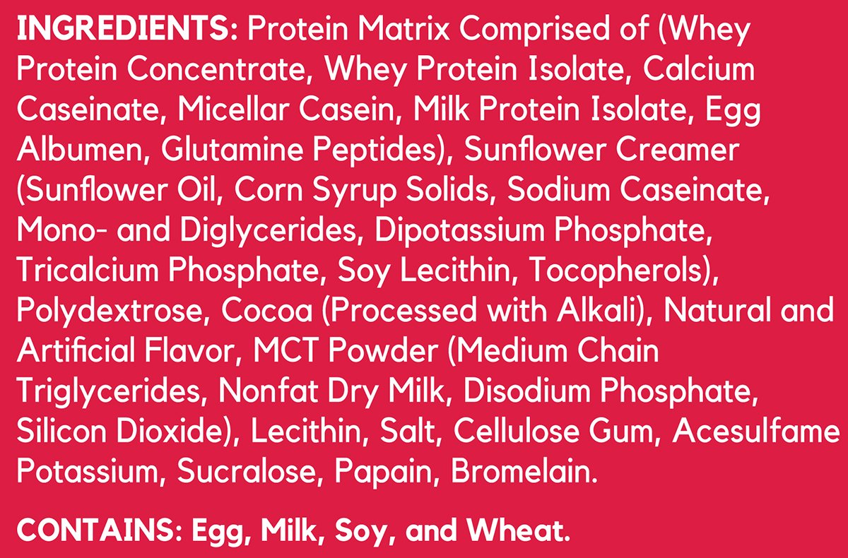 BSN SYNTHA-6 Whey Protein Powder, Micellar Casein, Milk Protein Isolate Powder, Chocolate Milkshake, 97 Servings (Package May Vary) by BSN (Image #5)