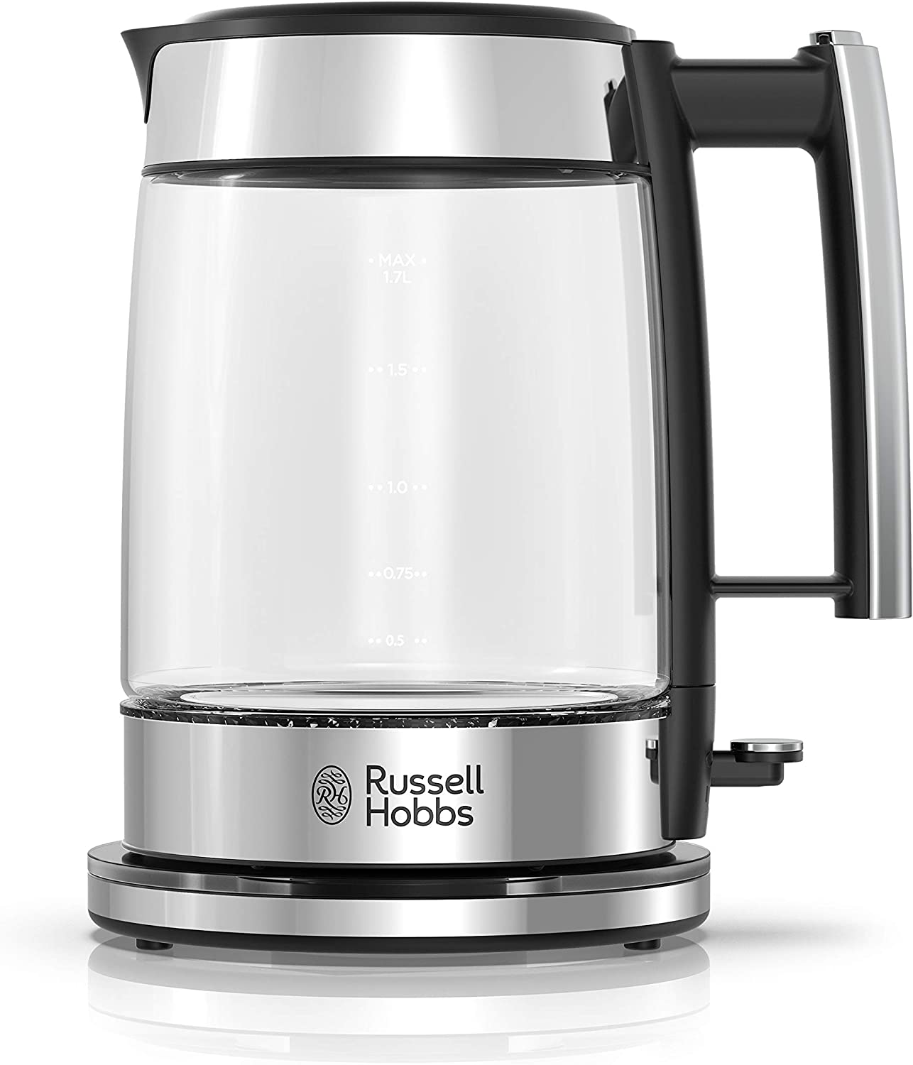 Russell Hobbs Premium Luxury Inspire 4 Slice Toaster and Kettle 1.7 LTR Rapid...