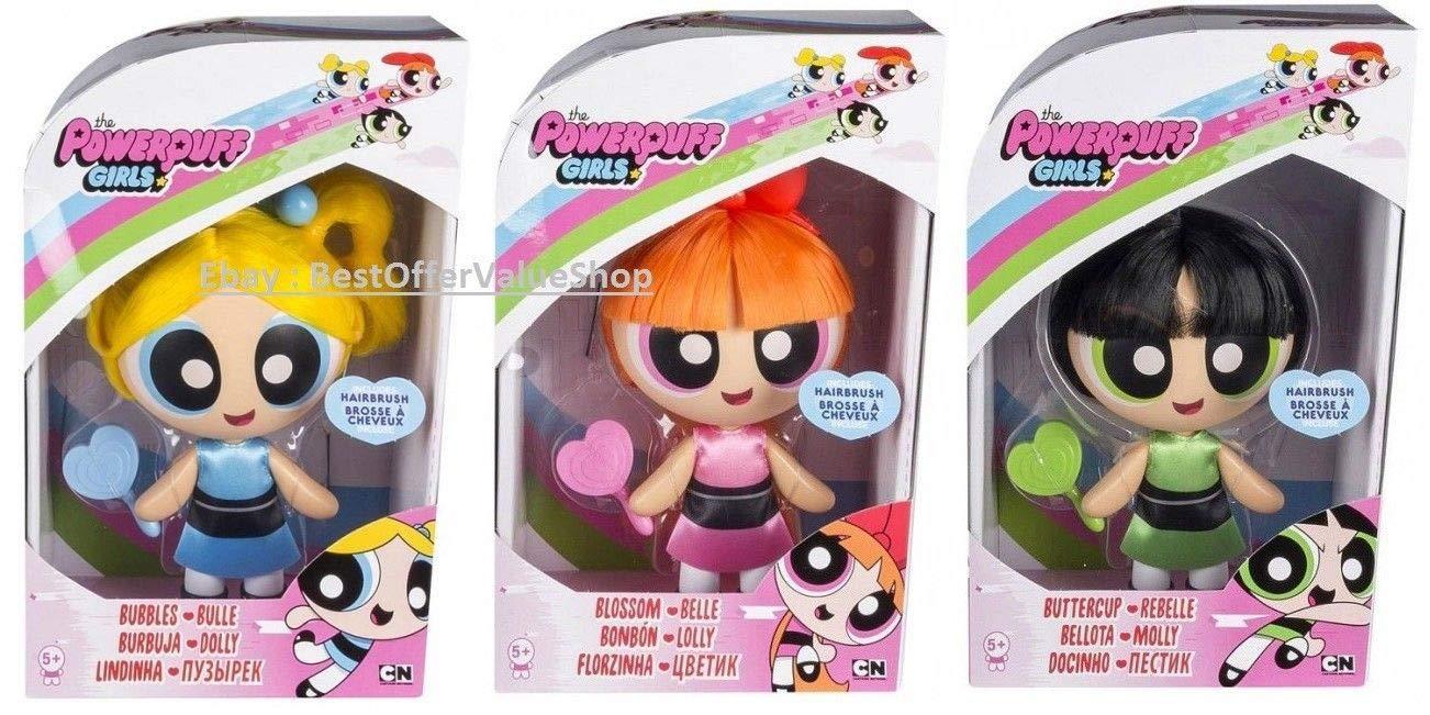 6 Deluxe Dolls Buttercup Powerpuff Girls