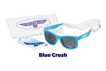 1722c06160b Image Unavailable. Image not available for. Color  Babiators Gift Set -  Blue Crush Navigator Sunglasses (Age 0-3) and Accessories