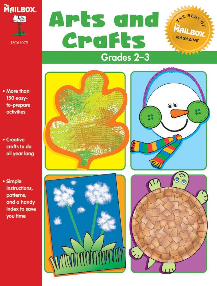 The Best of THE MAILBOX Arts & Crafts (Grs. 2-3) pdf epub