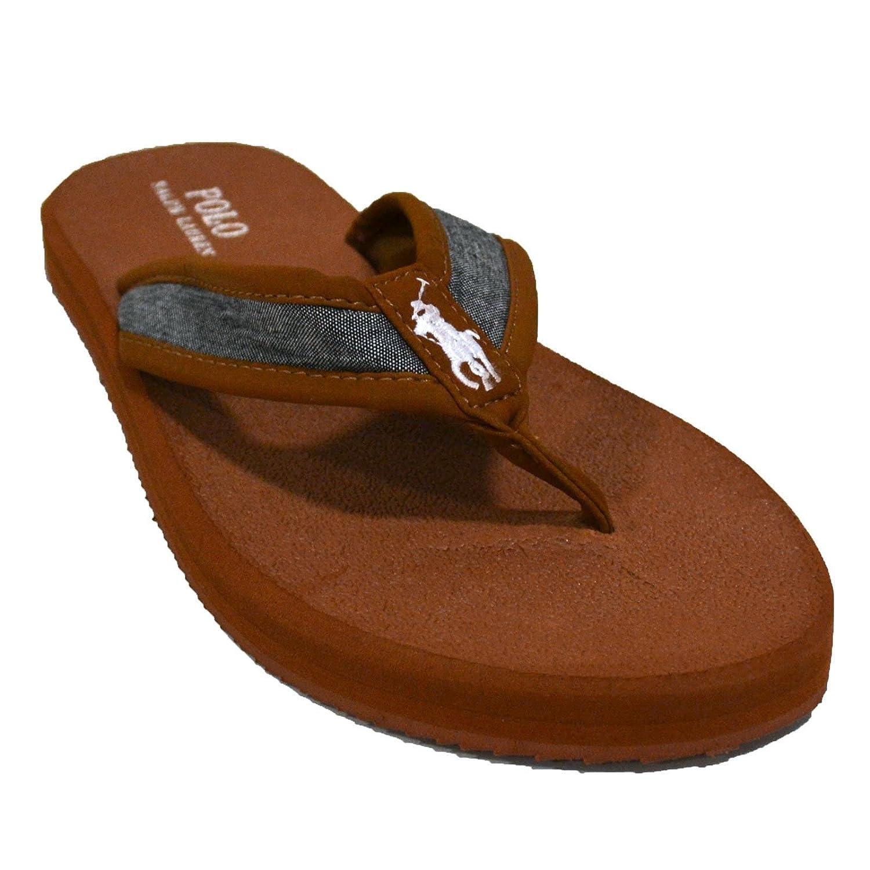 Polo Ralph Lauren Mens Flip-Flop Sandals