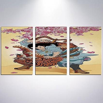 Amazon Com Iprint Print Artwork Japanese Wall Art Decor Poster