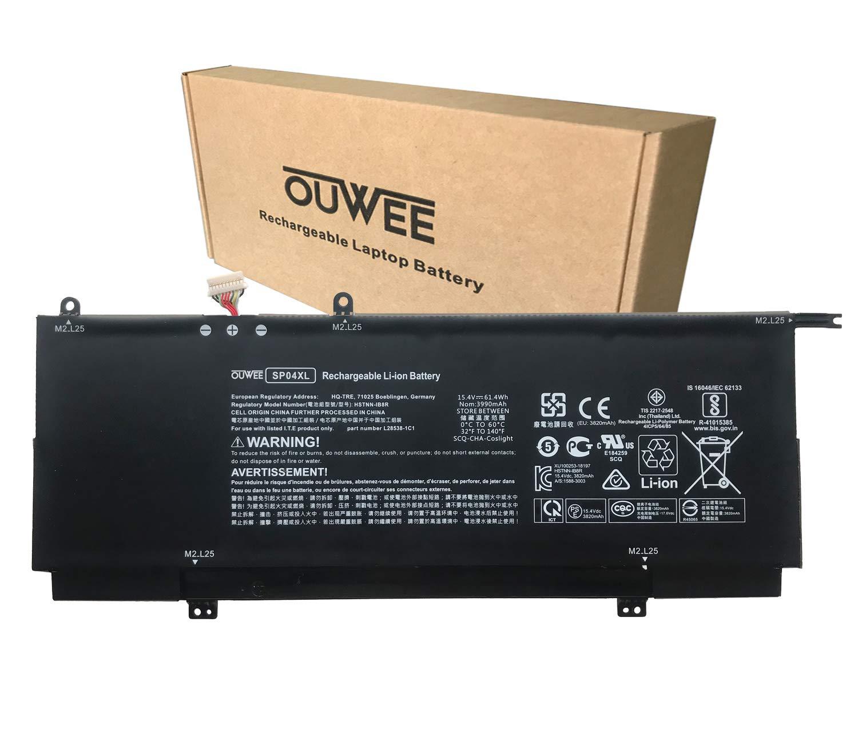 Bateria SP04XL para HP Spectre X360 13-AP0000UR 13-AP0000NN