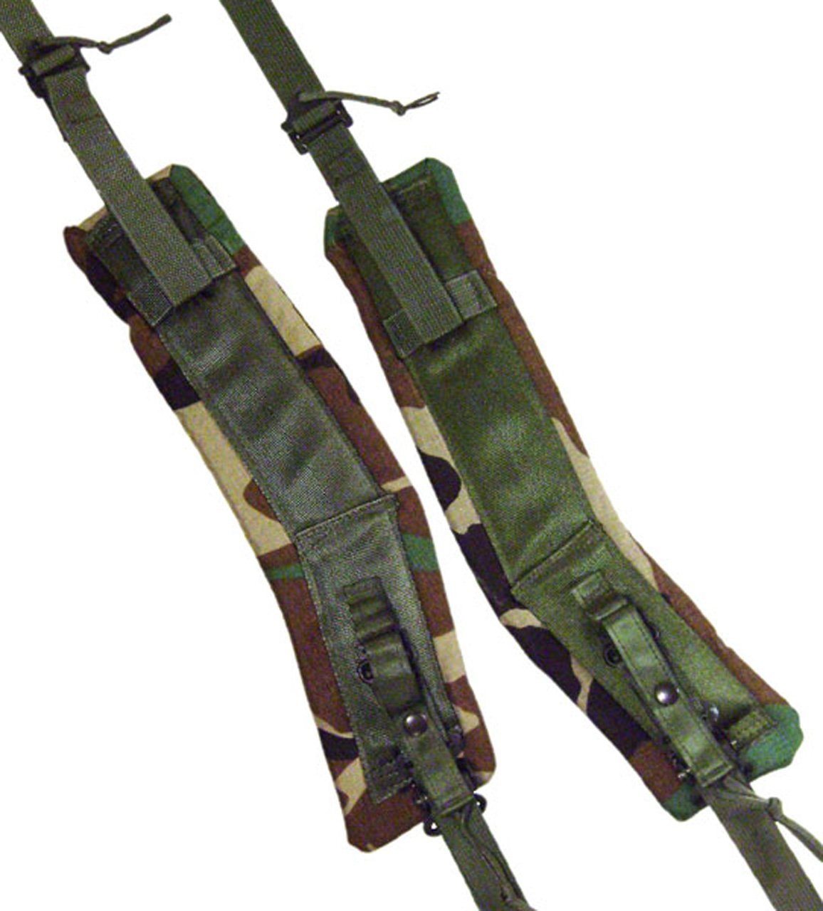Military Outdoor Clothing Hunting Shoulder Strap Set, Camo, One Size