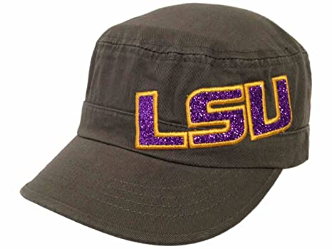 Amazon.com   LSU Tigers TOW Women s Charcoal Gray Party Girl Cadet ... 4566be28f4