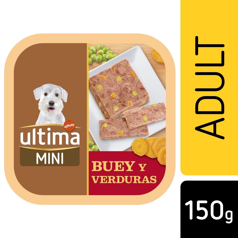 150 g Comida para el Pero Adult Ultima Special Mini Pack de 11 Unidades