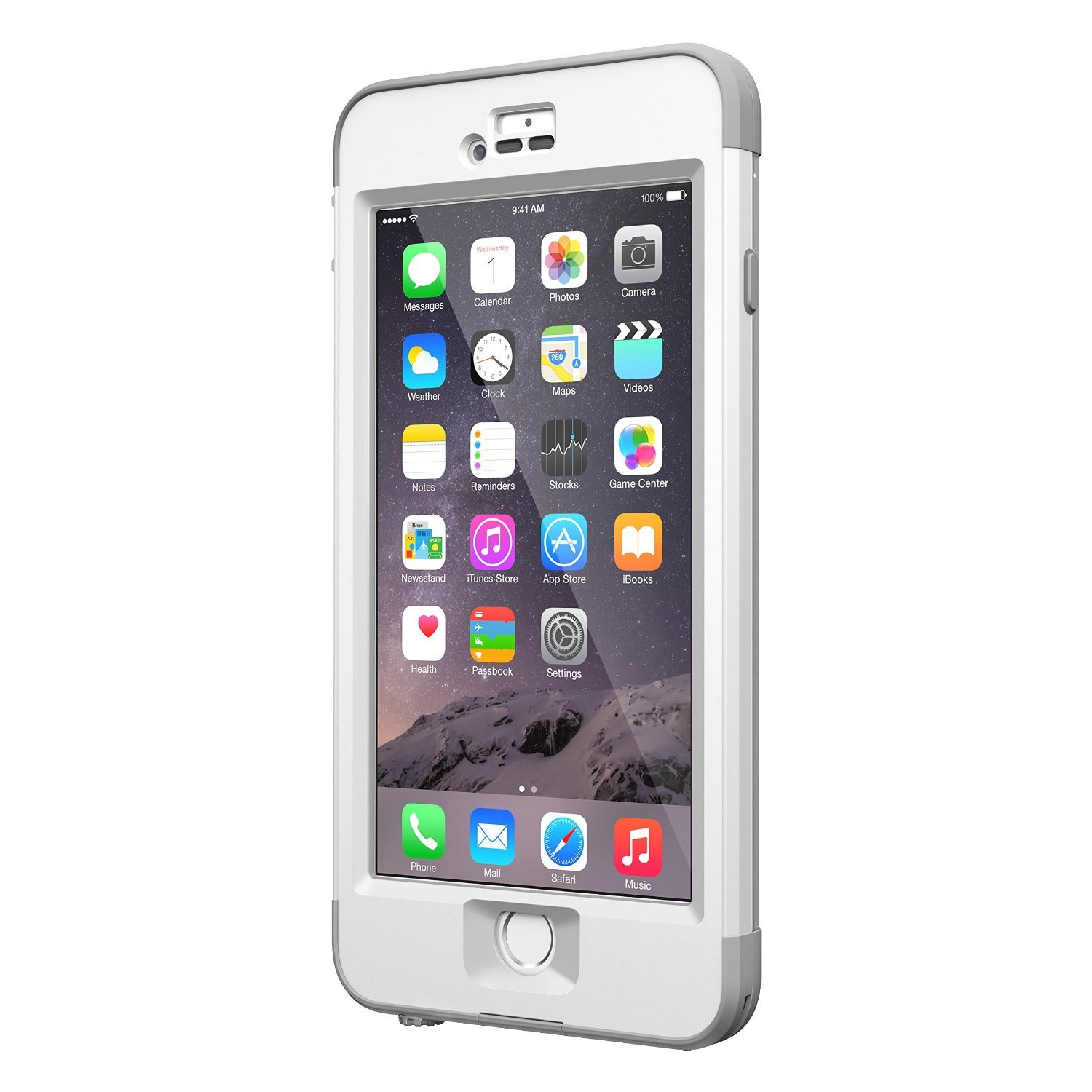 info for 2ff55 05faf Amazon.com: OtterBox LifeProof nüüd Case for iPhone 6 Plus ...