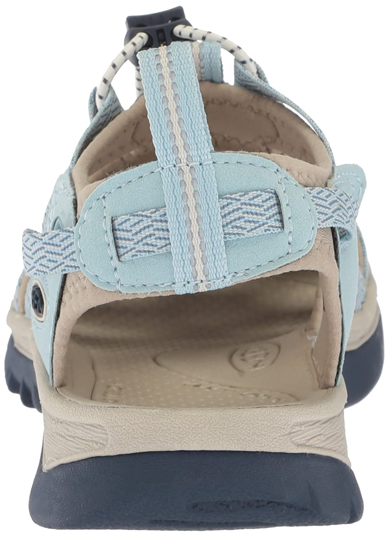 Keen Damen Whisper Sandalen Trekking-& Trekking-& Sandalen Wanderschuhe Sterling Blau/Dress Blau e6b4d0