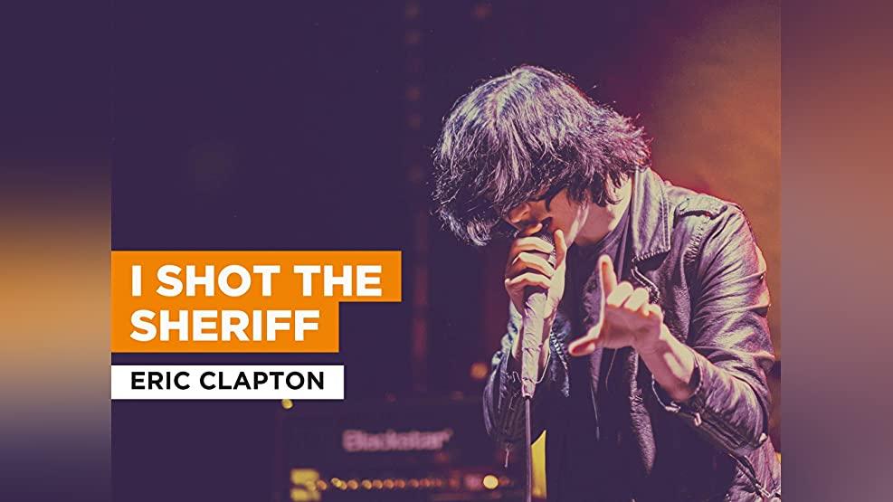 I Shot The Sheriff in the Style of Eric Clapton