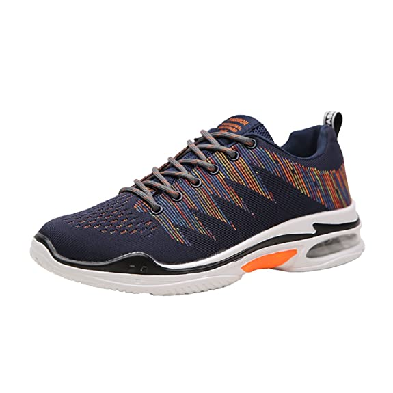 tqgold Zapatos para Correr Hombre Zapatillas de Deportes Running Padel para Hombre: Amazon.es: Zapatos y complementos